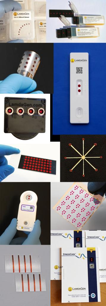 LamdaGen LSPR biosensors